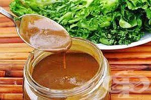 Смесете сусамовия тахан с мед за подсилване на имунитета - изображение