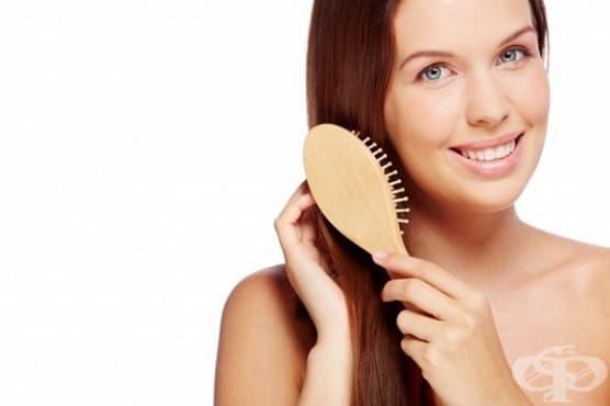 Подсилване и възстановяване на косата с къна - изображение