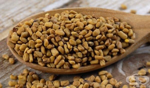 За да отшуми разтройството по-бързо, използвайте семена от сминдух  - изображение