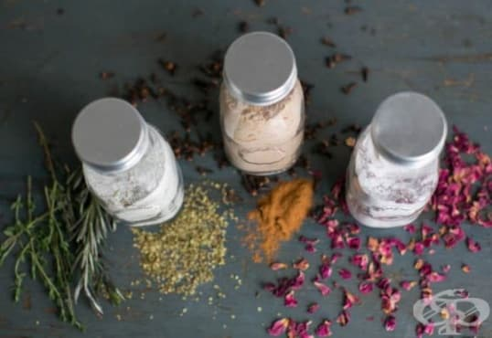 Почистете мивката и тоалетната със сода, билки и подправки - изображение