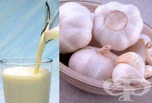 Сокът от чесън с прясно мляко ще излекува бронхиалната ви астма - изображение