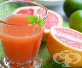 Ако всеки ден пиете по една чаша сок от грейпфрут, ще пречистите ставите си - изображение