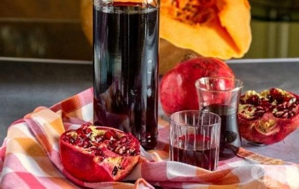 Как да си направим сок от нар без сокоизтисквачка - изображение