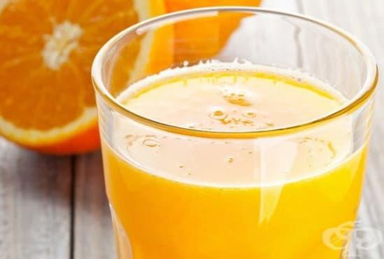 Консумирайте сок от портокал срещу камъни в бъбреците   - изображение