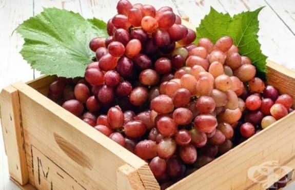 Облекчете главоболието със сок от грозде   - изображение