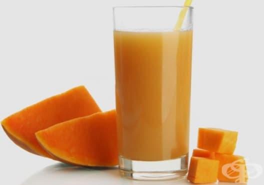 10 здравни ползи от консумацията на сок от тиква   - изображение