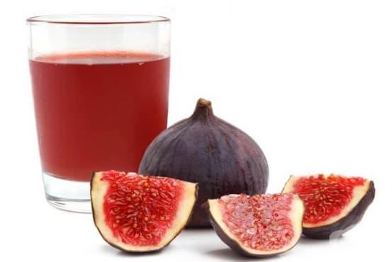 Консумирайте сок от смокини за отслабване и насърчаване на съня - изображение