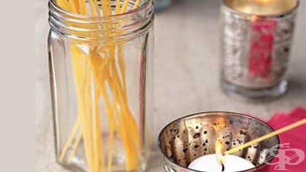 Вижте 3 различни приложения на суровите спагети - изображение