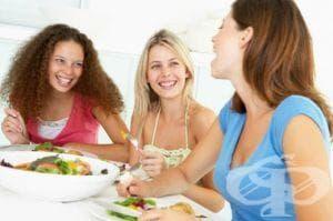 Споделяйте проблемите си по време на обяда, за да се приемат по-леко - изображение
