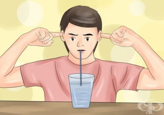 Спрете хълцането с този лесен трик - изображение