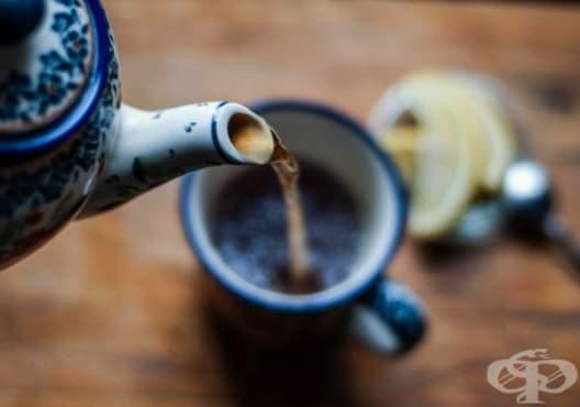 Спрете тютюнопушенето с чай от бъз, лопен и росопас - изображение