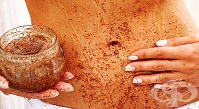 Срещу целулит и стрии се масажирайте с домашна скраб от кафе - изображение