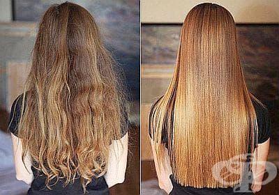Срещу изтощена, накъсана и тънка коса си правете балсам с желатин - изображение