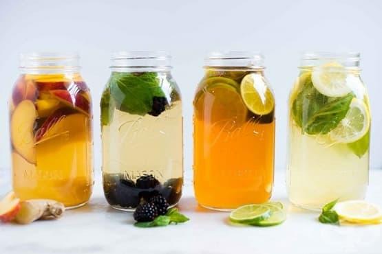 3 вида домашен студен чай за летните дни - изображение