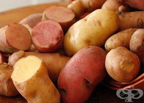 Против изгаряне и раздразнения по кожата използвайте суров картоф - изображение