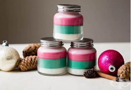 Направете си екологични свещи в пъстри цветове и аромати - изображение