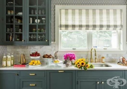 Създайте допълнително пространство в кухнята с 13 практични съвета - изображение