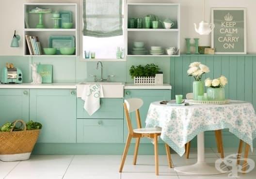 Създайте кухнята на вашите мечти с тези 15 чудесни идеи /1 част/ - изображение