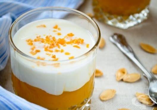 Стабилизирайте кръвната захар и холестерола с напитка от кисело мляко и тиква - изображение