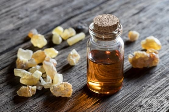 Масло от тамян - еликсир за регенерация и лечение на кожата - изображение