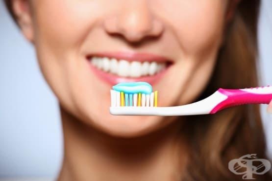 Спазвайте 5 правила при миене на зъби - изображение