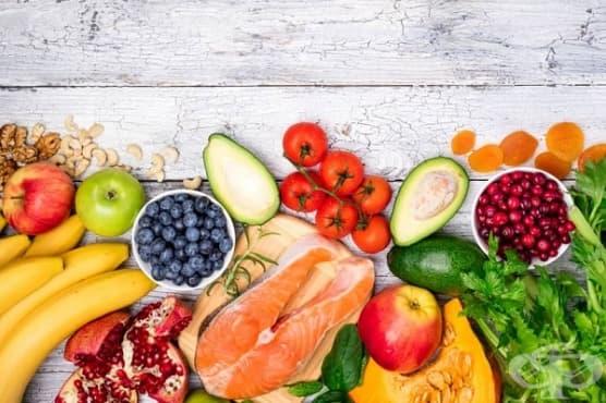 Използвайте противовъзпалителната диета при хронични заболявания - изображение