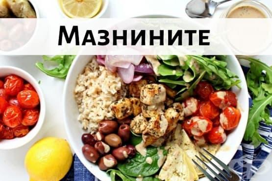 Как да се храним, за да сме сити по-дълго време - изображение