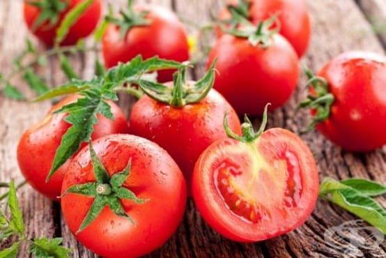 Използвайте английска сол за по-вкусни домати и чушки - изображение