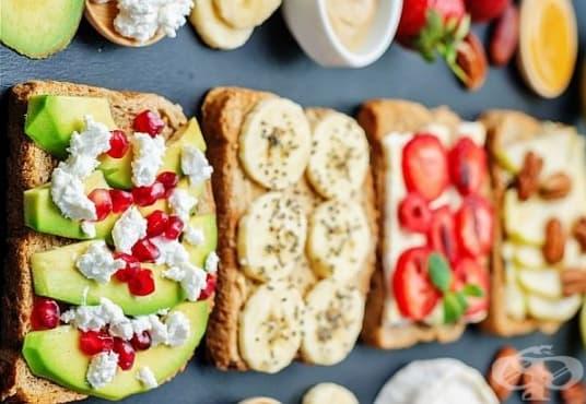 Заредете се с енергия с балансирана закуска - изображение