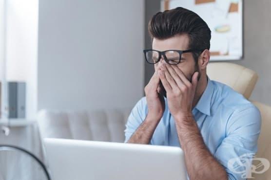 Облекчете уморените очи с 5 ефикасни техники - изображение