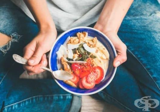 Ускорете метаболизма чрез 4 начина - изображение