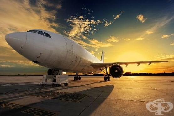 Къде да седнем в самолета - изображение