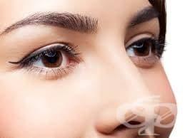 Използвайте жълтък за сгъстяване на веждите - изображение