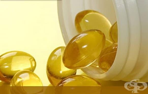 Решете проблема с напуканите пети с помощта на витамин Е - изображение