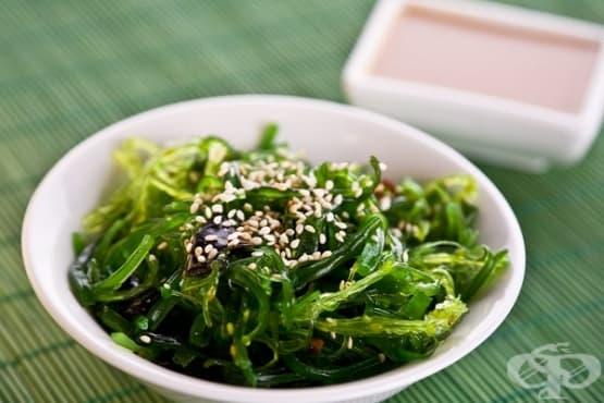Защо водораслите са по-полезни от повечето зеленчуци - изображение