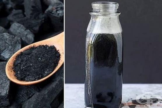Облекчете махмурлука с напитка от активен въглен, ананас, кокос и куркума - изображение
