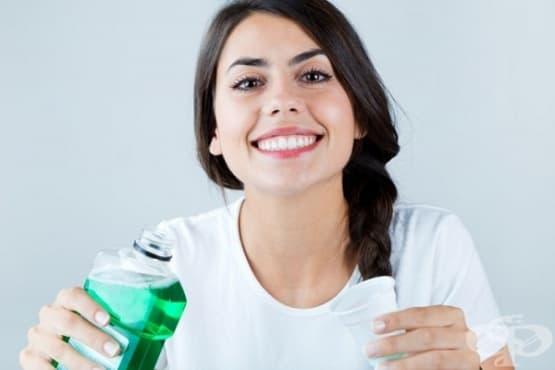 Как да си направим домашна вода за уста - изображение
