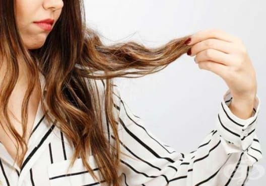 Възстановете увредената коса с тоник от черен чай и жасмин - изображение