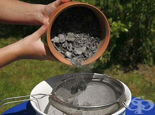 За да обогатите почвата с ценни минерали, подхранвайте растенията с пепел - изображение