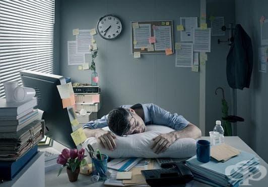 За да разберете дали сте работохолик, попитайте близките си - изображение