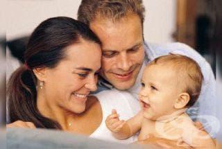 За да запазите любовта, отделяйте време на мъжа си, дори когато се появи детето - изображение