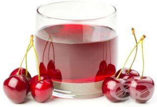 За подсилване на имунитета и сваляне на температурата, пийте сок от вишна - изображение