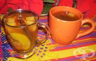 За ударно подсилване на имунната система пийте пунш с пресни и сушени плодове - изображение