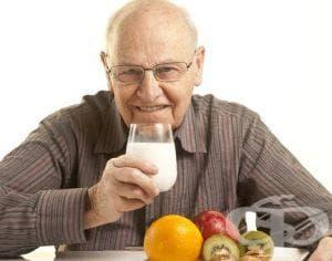 Загубата на енергия в зряла възраст може да се избегне чрез пълноценни храни в менюто - изображение