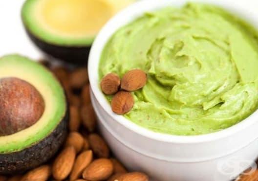 Заличете целулита с авокадо и бадемово масло - изображение