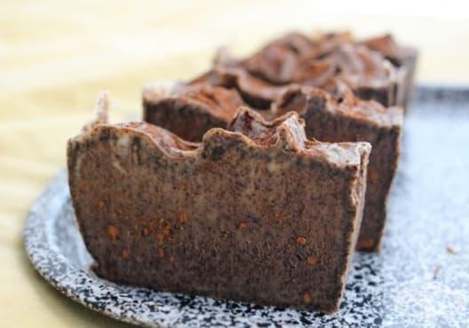 Заличете целулита със сапун от кафе и какао - изображение