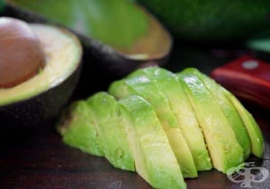 Заличете тъмните кръгове под очите с авокадо - изображение