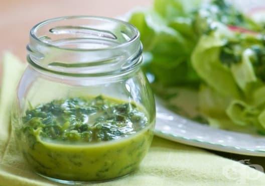 Защитете панкреаса с лук, лимон и магданоз - изображение