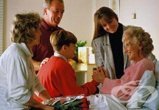 Защо не е полезно за боледуващите да имат много посетители? - изображение
