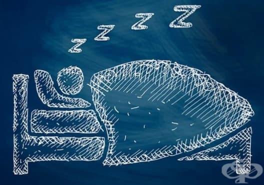 Защо се будите по едно и също време всяка вечер - изображение
